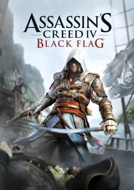 Компьютерная игра  «Assassin's Creed 4: Black Flag»